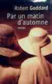 Couverture Par un matin d'automne Editions France Loisirs 2010
