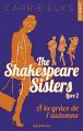 Couverture The Shakespeare Sisters, tome 2 : À la grâce de l'automne Editions Hugo & cie (New romance) 2019