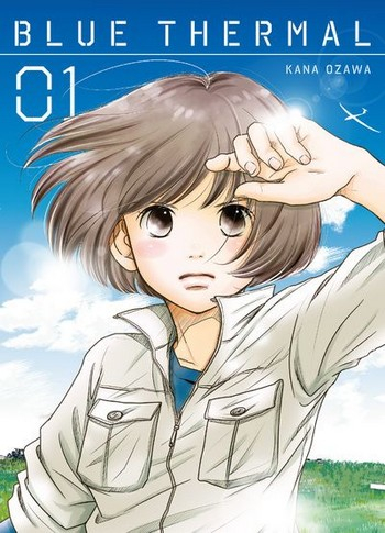 Couverture Blue Thermal, tome 1