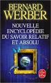 Couverture Nouvelle encyclopédie du savoir relatif et absolu Editions Le Livre de Poche 2011