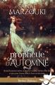Couverture Prophétie d'automne Editions Infinity (Romance historique) 2019