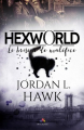Couverture Hexworld, tome 1 : Le briseur de maléfice Editions MxM Bookmark (Imaginaire) 2018