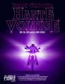 Couverture Hante voltige Editions Les Saisons de L'étrange 2019