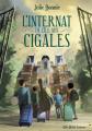 Couverture L'internat de l'île aux cigales Editions Albin Michel (Jeunesse) 2019