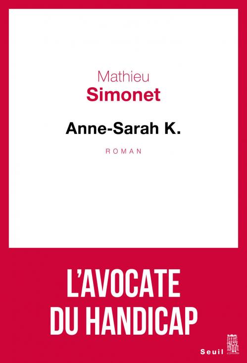 Couverture Anne-Sarah K.