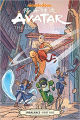 Couverture Avatar: The Last Airbender: Imbalance, book 1 Editions Dark Horse 2018