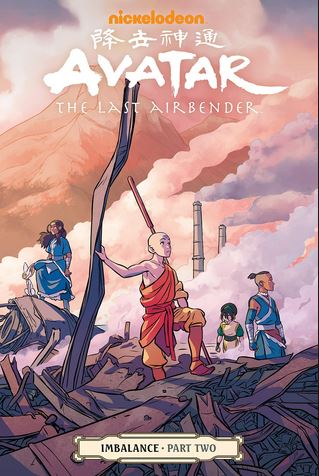 Couverture Avatar: The Last Airbender: Imbalance, book 2