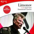 Couverture Limonov Editions Gallimard  (Ecoutez lire) 2012
