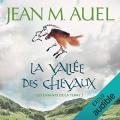Couverture Les enfants de la terre, tome 2 : La vallée des chevaux Editions Audible studios 2017