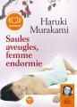 Couverture Saules aveugles, femme endormie Editions Audiolib 2009