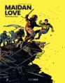Couverture Maïdan Love, tome 1 : Olena Editions Bamboo (Grand angle) 2019
