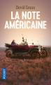 Couverture La note américaine Editions Pocket 2019