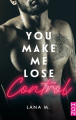Couverture You make me lose control Editions Harlequin (HQN) 2019