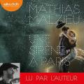 Couverture Une sirène à Paris Editions Audiolib 2019