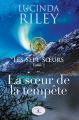 Couverture Les sept soeurs, tome 2 : La soeur de la tempête Editions Guy Saint-Jean 2016