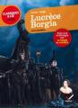 Couverture Lucrèce Borgia Editions Hatier (Classiques & cie - Lycée) 2017