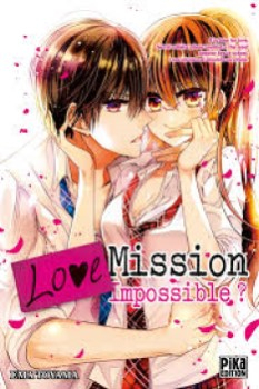 Couverture Love Mission Impossible ?