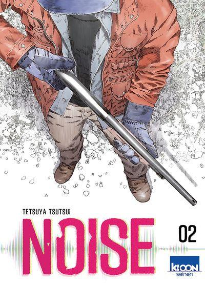 Couverture Noise, tome 2