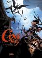 Couverture Cixi de Troy : Le secret de Cixi, intégrale Editions Soleil 2014