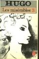 Couverture Les Misérables (3 tomes), tome 3 Editions Le Livre de Poche 1983