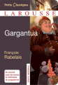 Couverture Gargantua Editions Larousse (Petits classiques) 2013