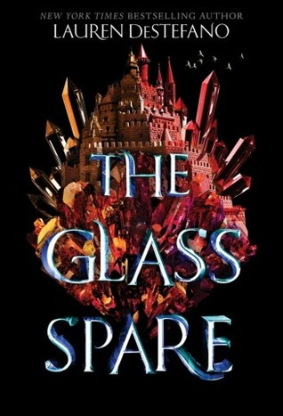 Couverture The Glass Spare, book 1