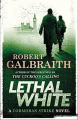 Couverture Cormoran Strike, tome 4 : Blanc mortel Editions Little, Brown and Company 2018