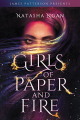 Couverture Girls of paper and fire Editions Jim Pattison group 2018