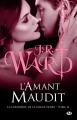 Couverture La confrérie de la dague noire, tome 16 : L'amant maudit Editions Milady (Bit-lit) 2018