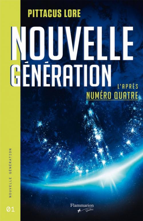 Couverture Nouvelle Génération, tome 1 : L'après Numéro Quatre
