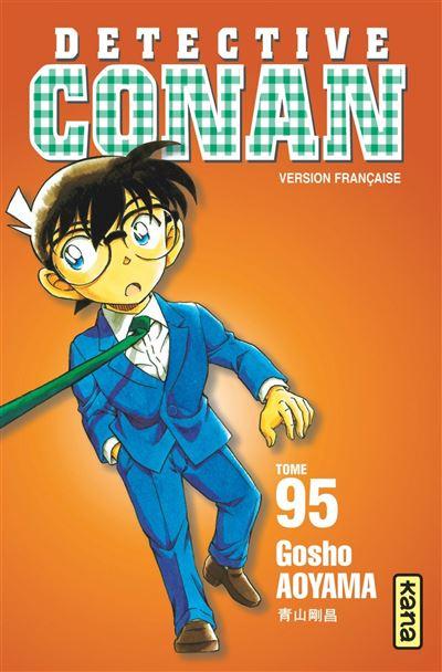 Couverture Détective Conan, tome 95