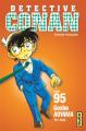 Couverture Détective Conan, tome 95 Editions Kana (Shônen) 2019