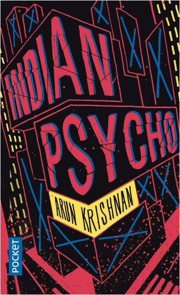 Couverture Indian psycho