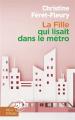 Couverture La fille qui lisait dans le métro Editions Libra Diffusio 2018