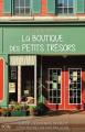 Couverture La Boutique des petits trésors Editions City 2019
