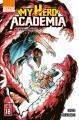 Couverture My Hero Academia, tome 18 : Un avenir radieux Editions Ki-oon (Shônen) 2019