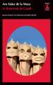Couverture Le Bourreau de Gaudi Editions Actes Sud 2017