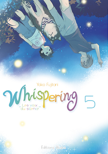 Couverture Whispering : Les voix du silence, tome 5