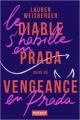 Couverture Le Diable s'habille en Prada suivi de Vengeance en Prada Editions Pocket 2019