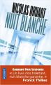 Couverture Nuit blanche Editions Pocket 2019