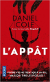 Couverture William Fawkes, tome 2 : L'appât Editions Pocket 2019