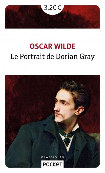 Couverture Le portrait de Dorian Gray