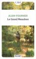 Couverture Le Grand Meaulnes Editions Pocket (Classiques) 2019