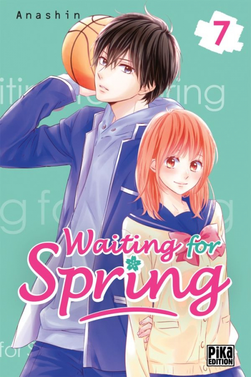 Couverture Waiting for spring, tome 7