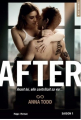 Couverture After, tome 1 : After / La rencontre Editions Hugo & cie (New romance) 2019