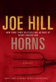 Couverture Cornes Editions HarperCollins 2011