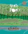 Couverture Verte forêt  Editions L'élan vert 2018