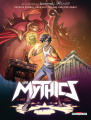 Couverture Les Mythics, tome 6 : Neo Editions Delcourt 2019