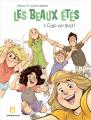 Couverture Les beaux étés, tome 1 : Cap au sud ! Editions Dargaud 2019