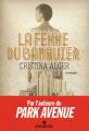 Couverture La femme du banquier Editions Albin Michel 2019